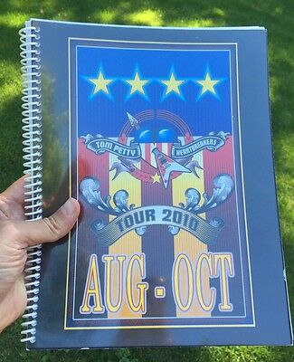 Tom Petty & The Heartbreakers / TOUR ITINERARY / Tour 2010 Aug/Oct Big