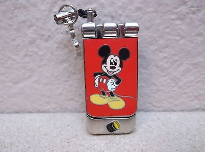 Wdw Spotlight Cellphone Collection Mickey Mouse Pin