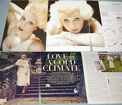 COURTNEY LOVE 47x Clippings