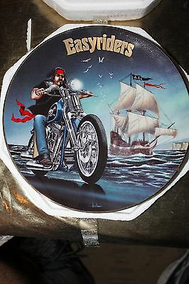 Easy Rider Hamilton Collection Plate Ghost Of The Sea