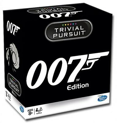 NEW 007 James Bond Trivial Pursuit by Hasbro from Purple Turtle Toys