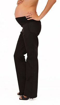 BNWT Plus Size Black Maternity Office Pants - Sizes 18,20,22 & 24