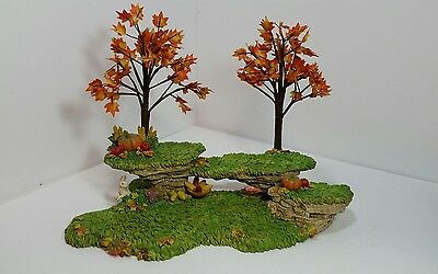Friends of the Feather Display Trees Turkey Rabbit o