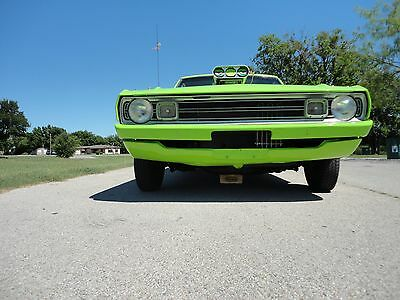 1972 Dodge Dart Swinger 72 Pro street Dodge Dart Swinger