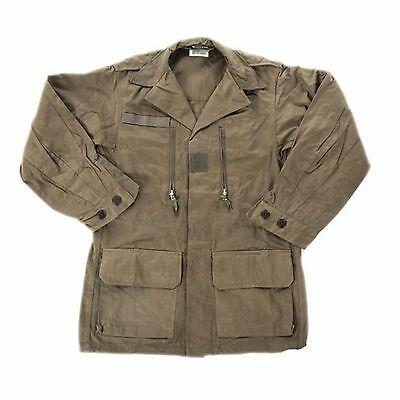 Army Combat Jacket M64 French F2 Style New Surplus Olive Green Retro Urban Med R