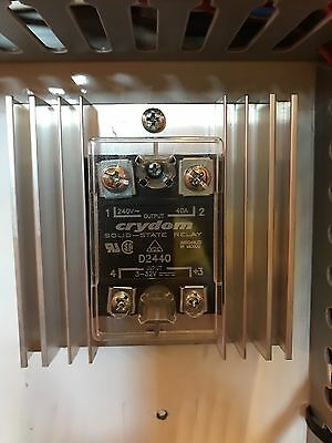 Crydom 40A Solid State Relay D2440