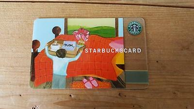Mint UNUSED 2003 Starbucks Coffee Mothers Day 6015 Gift Card