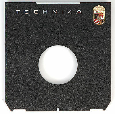 Linhof Technika Lens Board Copal #1 Camera Photograph