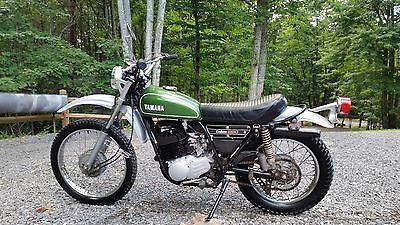 1974 Yamaha Other  1974 Yamaha DT360 #267 of all DT360's ever made-numbers match! Clean title!
