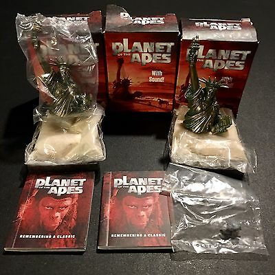 Planet of the Apes Mini Replica of the Statue of Liberty by Running Press