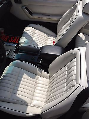 Ford: Mustang Summer Edition 1992 Ford Mustang Summer Edition LX 5.0L