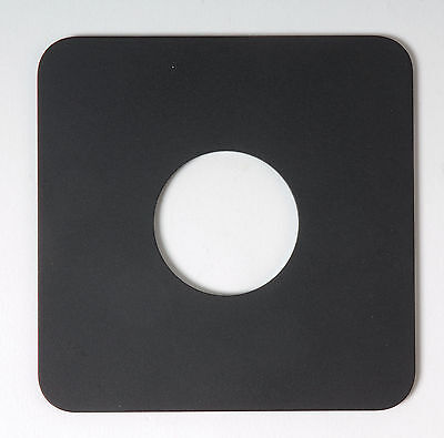 Arca Swiss 4x5 Lens Board 110mm x110mm Copal #1 Camera Photograph