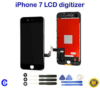 iPhone 7g LCD Replacement Touch Screen Digitizer Display Assembly + Tools