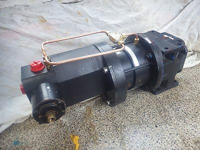 Armak Geared Piston Air Motor Assembly.