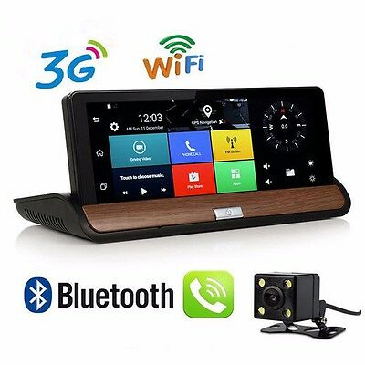 New GPS Nav 3G 7 inch Bluetooth WIFI Android Center Car Auto Stereo DVR player