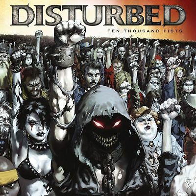 Disturbed - Ten Thousand Fists, Vinyl LP Record, New & Sealed