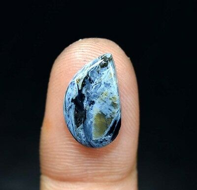 5.75 Cts. 100 % Natural Chatoyant Pietersite Fancy Cabochon Loose Gemstones