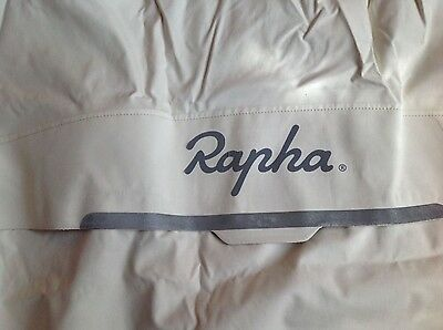 Rapha Mens Cycling Stowaway Large Off White