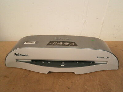 Fellowes Saturn2 A4 Laminating Laminater Machine ** WORKING ** including.VAT #