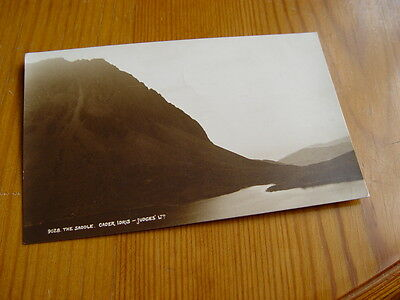 TOP1337 - Judge's Postcard - The Saddle, Cader Idris