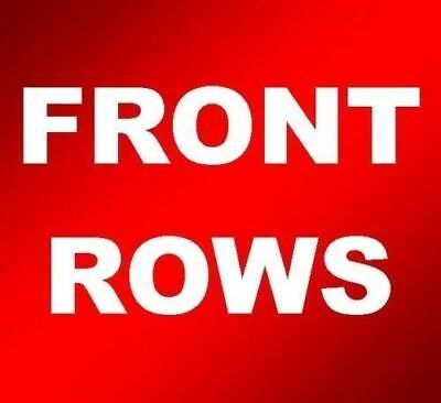 2 Chris Rock Tickets Melbourne Closest Section To Stage