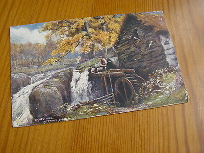 TOP1556 - Tuck's Postcard - Panty Mill, Bettws-y-Coed 1905