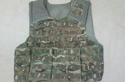 Mtp opsrey vest 180/116 with panel airsoft army body armour