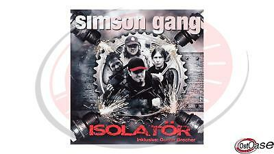 "CD - Simson Gang - ""Isolatör"""