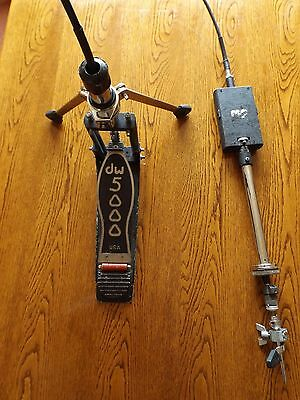 DW Remote HiHat pedal 5000 Series. 8 Foot Cable