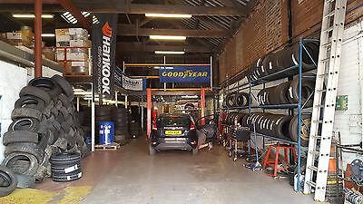 Tyres and servicing garage  business for sale in Yorkshire