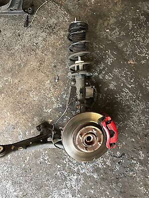 Ford Fiesta St-3 2016 St180 1.6 Turbo Suspension Leg Complete Os Driver Front