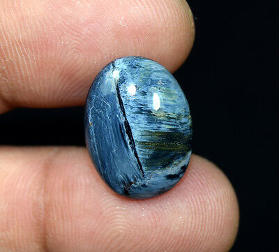 8.10 Cts. 100 % Natural Chatoyant Pietersite Oval Cabochon Loose Gemstones