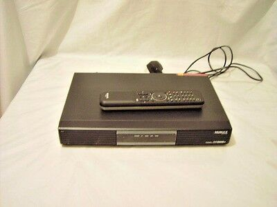 Humax PVR-910T 160GB Freeview Box with Remote Control