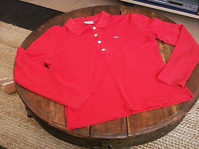 Vintage Lacoste girls top age 12-13