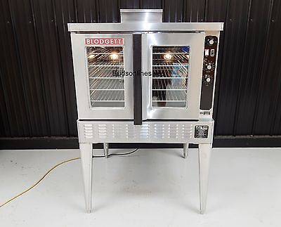 Blodgett Dual Flow Gas Commercial Single Convection Oven Bakery Pizza