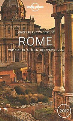 Lonely Planet Best of Rome 2017 (Travel Guide), Lonely Planet, Blasi, Abigail, G