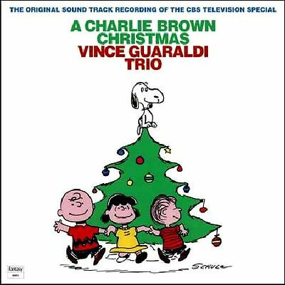 Vince Guaraldi Trio / A Charlie Brown Christmas - Vinyl LP