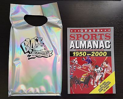 Grays Sports Almanac Replica Journal - Back To The Future - Geek Fuel Exclusive