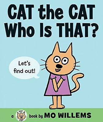 `Willems, Mo`-`Cat The Cat, Who Is That?`  (US IMPORT)  BOOK NEW