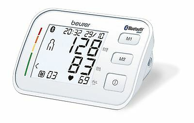 Beurer BM57 Wireless Bluetooth Upper Arm Smart Blood Pressure Monitor-NEW