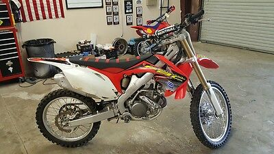 2012 Honda CRF  REDUCED $3400!!  2012 Honda CRF 250R - excellent condition!!