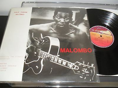 Philip Tabane And Malombo ‎– Malombo Kijima Records ‎– BIG 002 Afro Jazz EX LP
