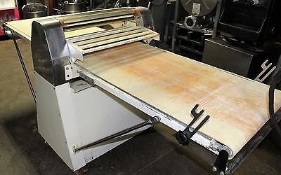 used CE Floor Model Reversible Dough Sheeter Bakery Machinery