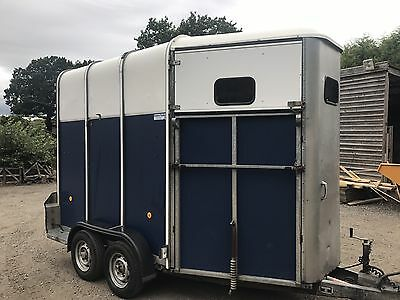 ifor williams horse trailer 510 Alloy Floor