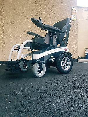 Vanos Airide B-Ace 6Mph  Electric Mobility Powerchair Wheelchair, Scooter,