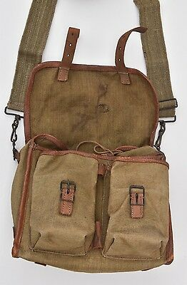 The Ninth Gate, Johnny Depp's bag, original from WW2, Great condition
