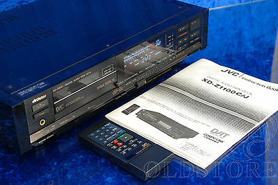►Victor Xd Z1100◄Jvc Registratore Dat Recorder Digital Audio Tape Telecomando