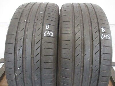 2 x 225/45 17 91Y - Continental Conti Sport Contact 5 - (B643)