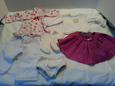 American girl doll retired lot mixed clothes