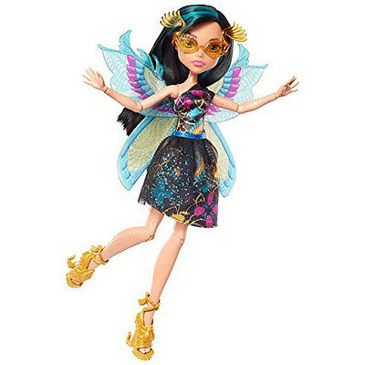 Monster High Garden Ghouls Wing Cleo de Nile Doll Brand New